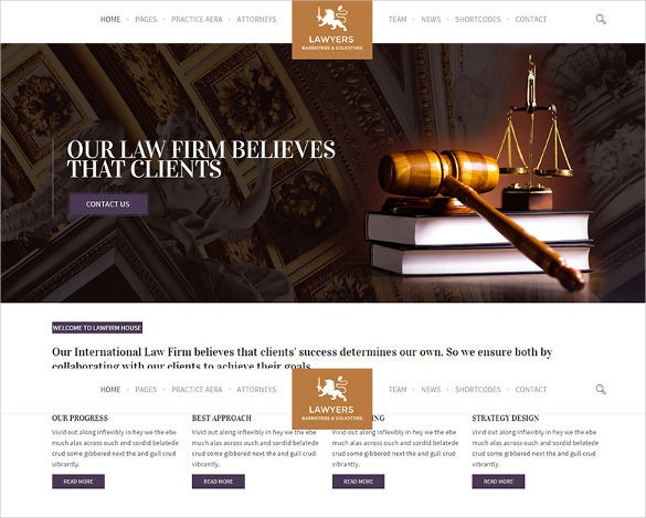lawyers attorneys business wp theme