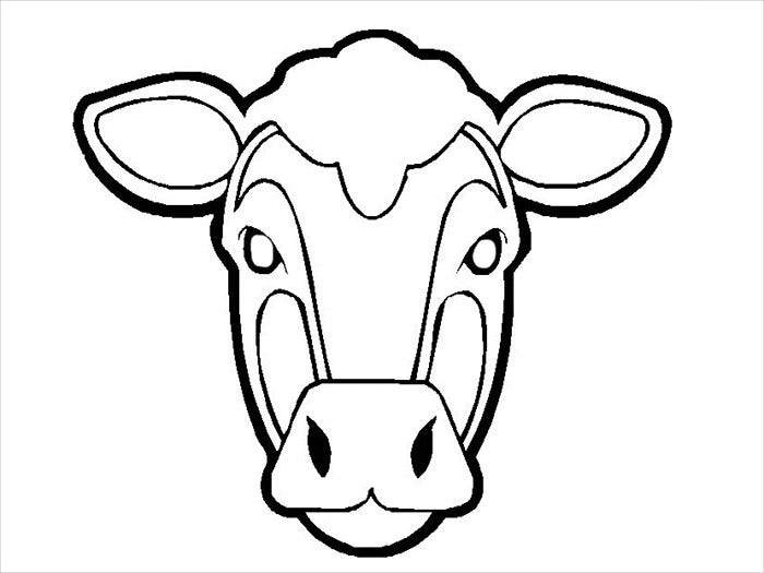 graphic about Printable Cow Mask identified as Animal Mask Template - Animal Templates Cost-free High quality