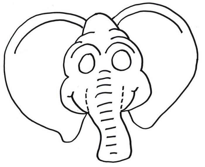 Animal Mask Template - Animal Templates | Free & Premium Templates