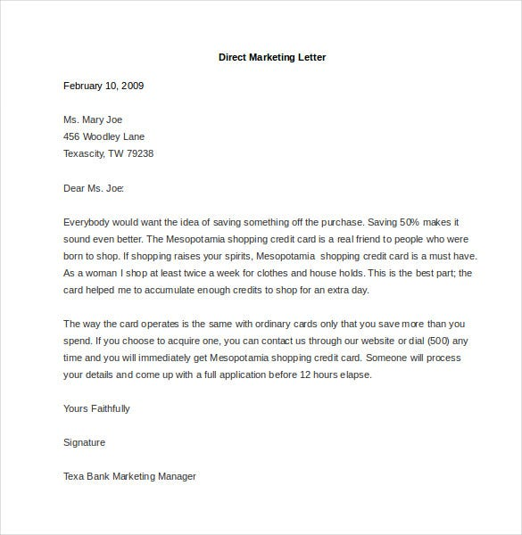 who do you direct a cover letter to marketing letter template 38 free word excel pdf
