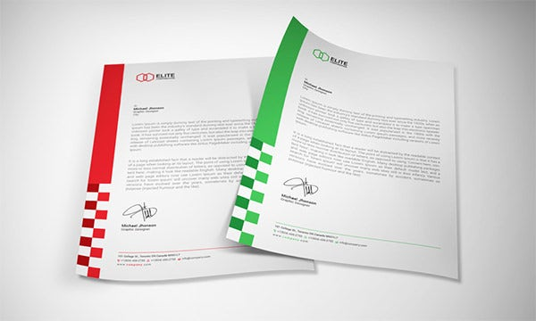 Psd letterhead template 51 free psd format download free letterhead template with docx and psd spiritdancerdesigns Image collections