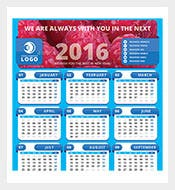 Fresh-Wall-&-Desk-2016-Calendar-Template