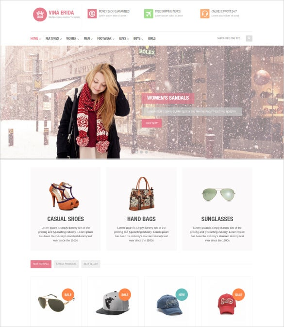 multipurpose business joomla 3