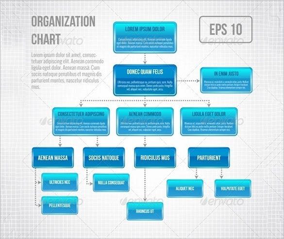 organizational chart eps format download1