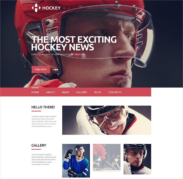 responsive template html5