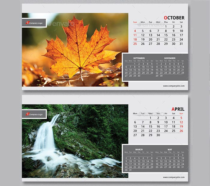 Calendar Ideas For Business : Best editable calendar templates designs free