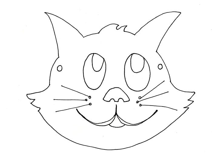 Mouse Masks | Free Printable Templates & Coloring Pages ... | 552x700