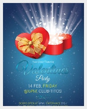 Valentines Event Invitation2