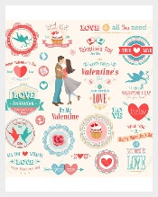 Valentine's Day Labels1