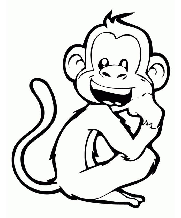 Funky Monkey Template Download