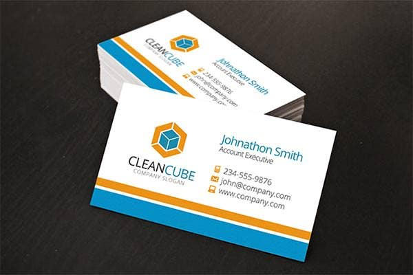 61 corporate business card templates free premium templates 3 corporate business card templates cheaphphosting Gallery