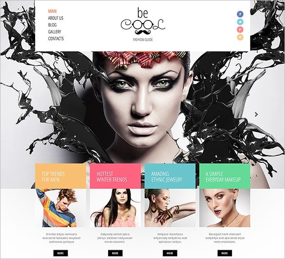 ultimate joomla fashion template