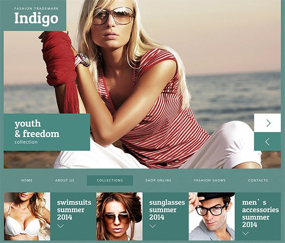 joomla blog for fashion