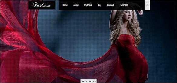 premium responsive fashion joomla template
