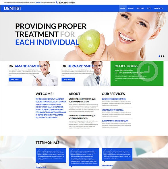 best healthcare joomla templates