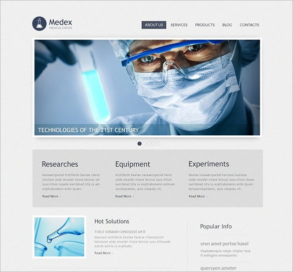 best medical joomla websitetemplate