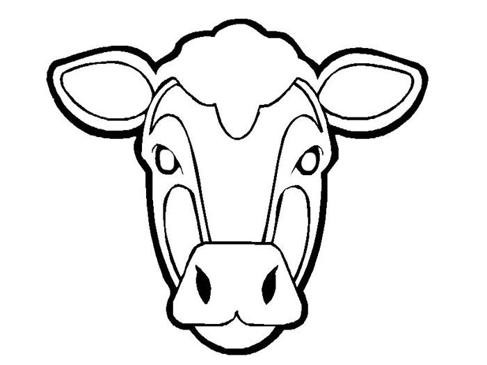 image relating to Cow Mask Printable known as Animal Mask Template - Animal Templates Absolutely free Top quality