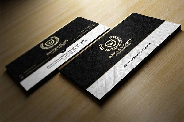 53 best premium business card template designs free premium templates. Black Bedroom Furniture Sets. Home Design Ideas