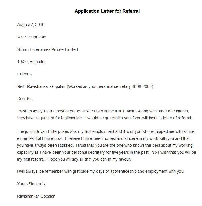 writing a good cover letter for job application