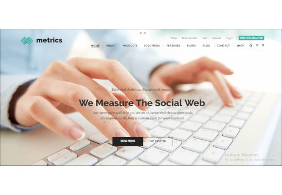 best marketing drupal theme