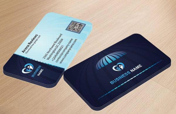 52 Best Corporate Business Card Templates | Free & Premium Templates
