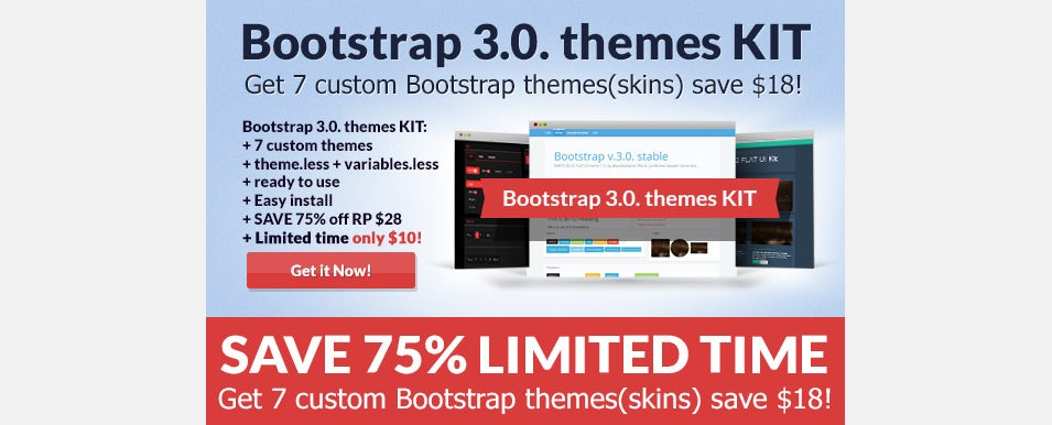 46+ Responsive Bootstrap Themes & Templates | Free & Premium Templates