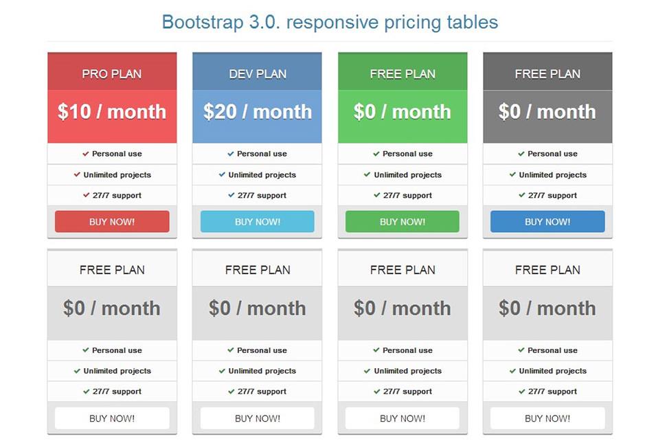 40 best premium bootstrap templates themes free premium