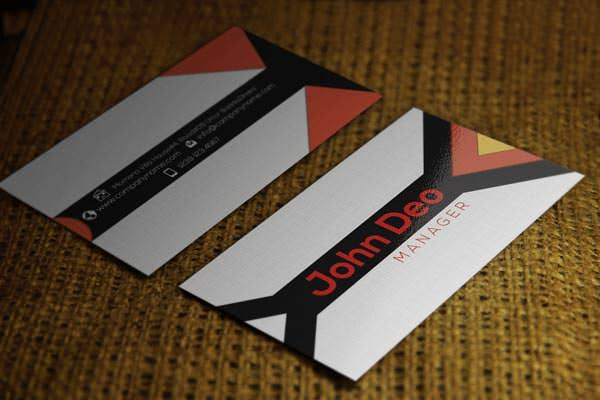 68 best psd business card templates free premium templates business card template psd download reheart Choice Image