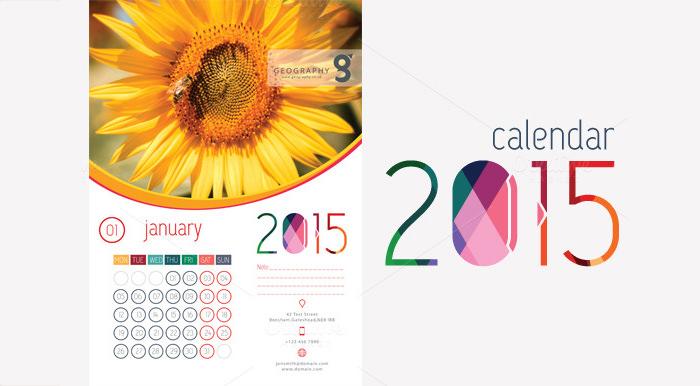 calendars 20152