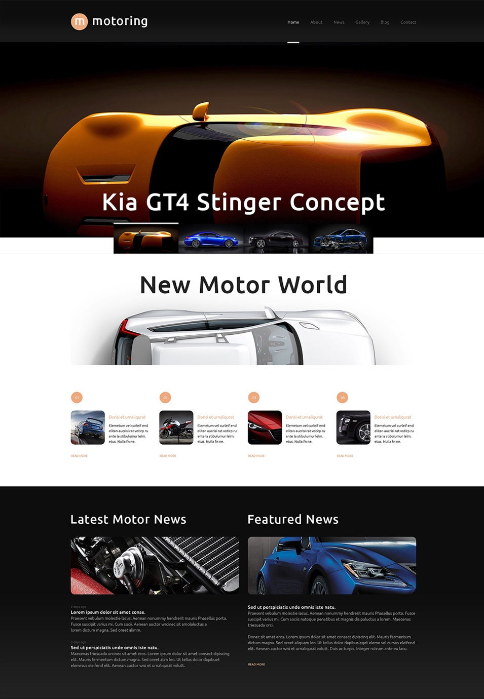 car club responsive wordpress theme2