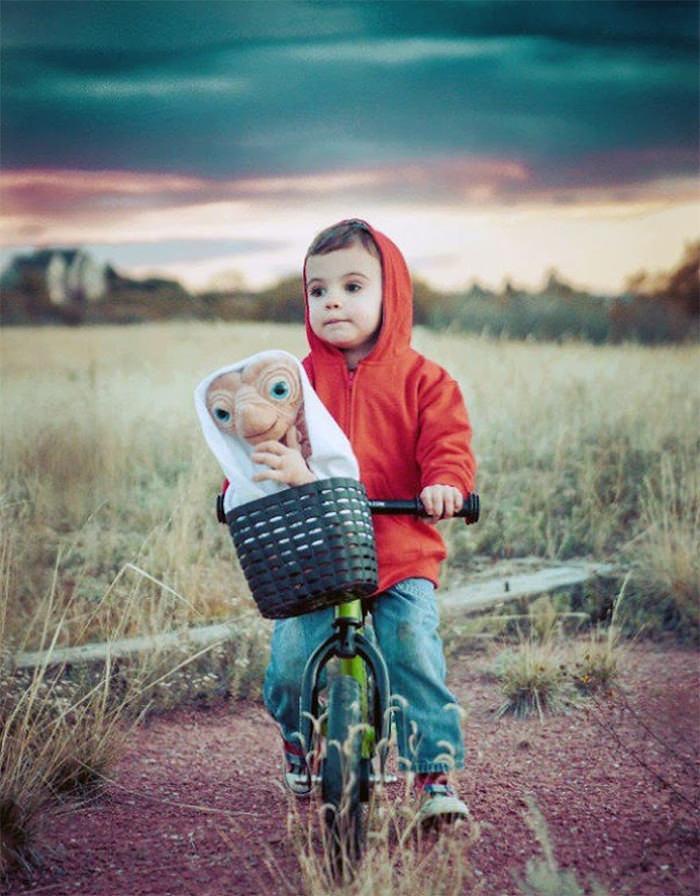 children halloween photography