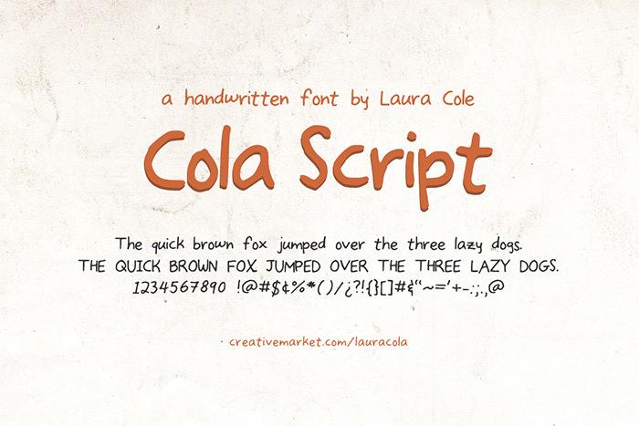 cola script