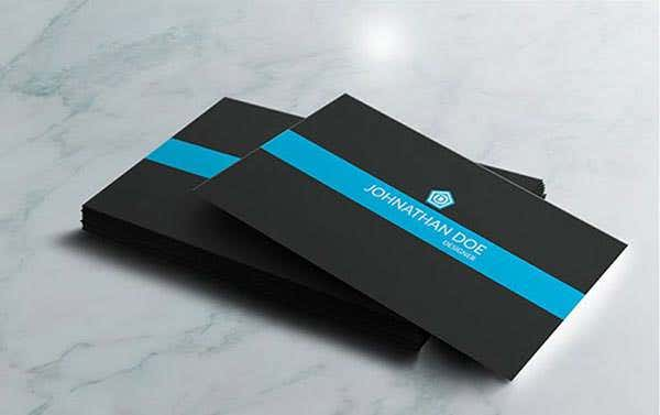 61 corporate business card templates free premium templates corporate business card template accmission Image collections