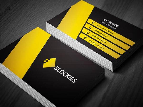 Corporate Business Card Templates Free Premium Templates - Best business cards templates