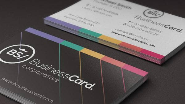 corporate business card vol 5