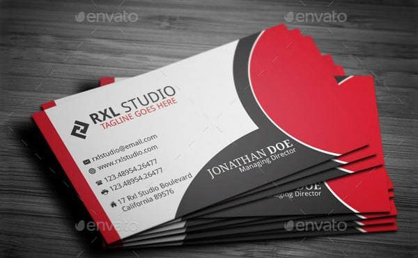 61 corporate business card templates free premium templates psd business card template accmission Gallery