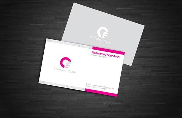 61 corporate business card templates free premium templates business card corporate template wajeb Image collections