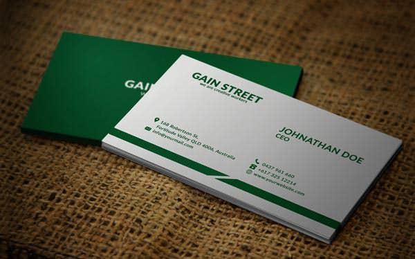 61 corporate business card templates free premium templates corporate business card psd colourmoves