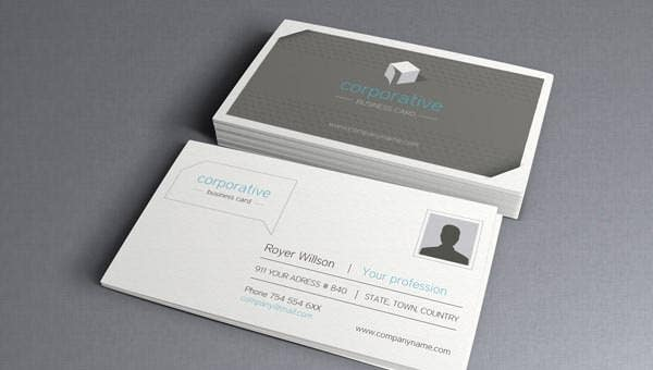 61 corporate business card templates free premium templates business card templates free wajeb