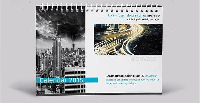 Corporate Calendar Template Leoncapers