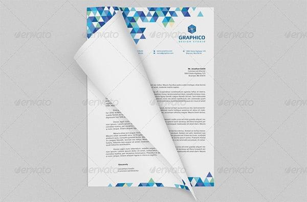 corporate letterhead 5