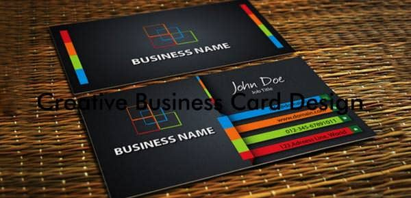 68 best psd business card templates free premium templates black creative business card template wajeb Image collections