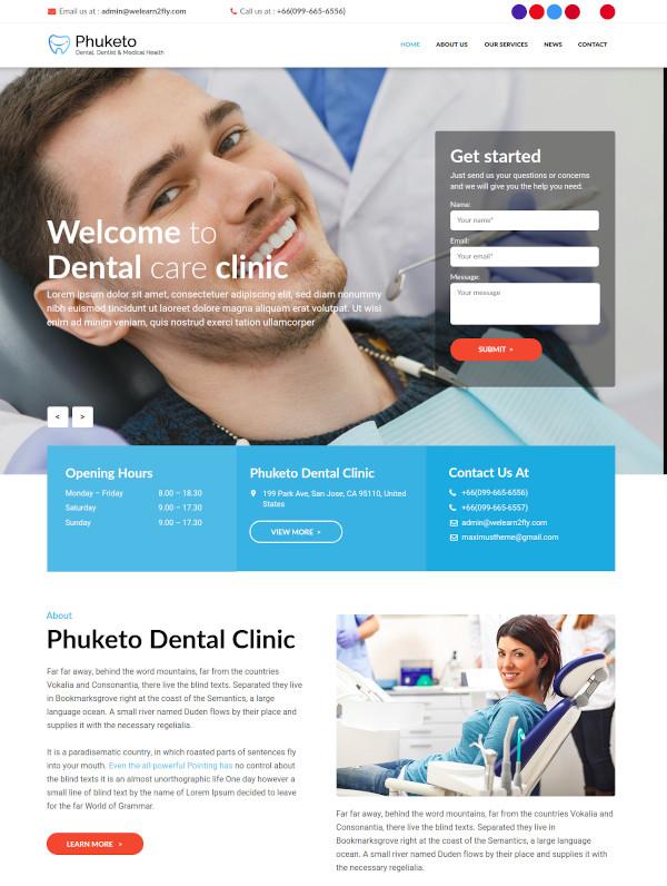 dental muse template