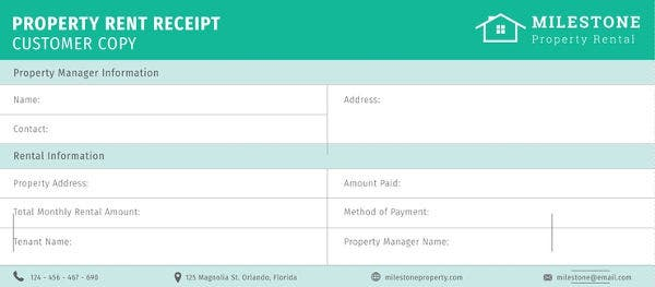 free-property-rent-receipt-template