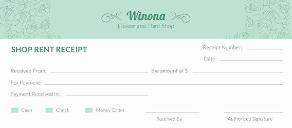 free-shop-rent-receipt-template