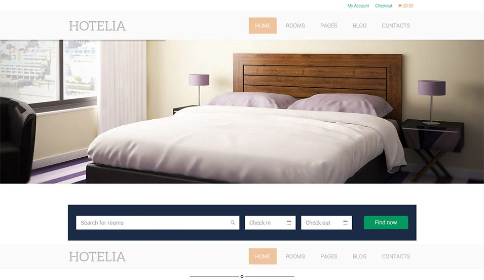 WORDPRESS THEMES FOR HOTEL