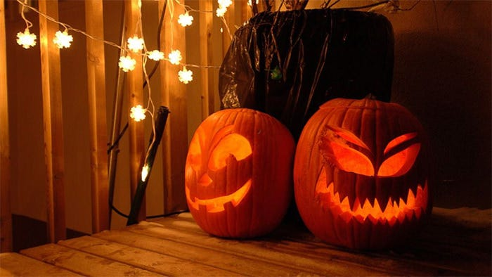 halloween carving idea