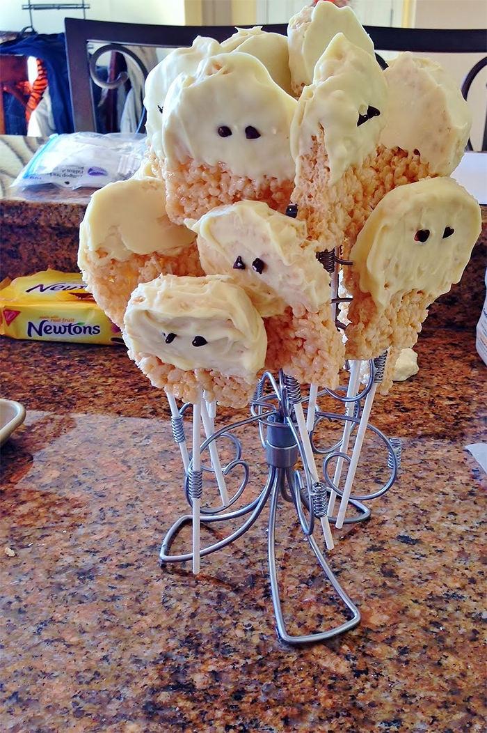 halloween food idea photography