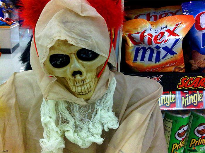 halloween mask idea