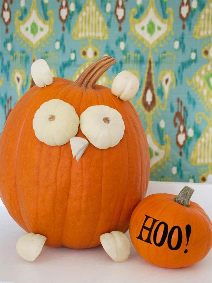 handmade halloween decoration idea